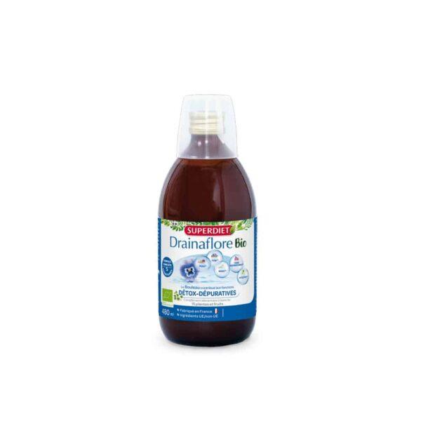 Drainaflore Bio boisson - SuperDiet