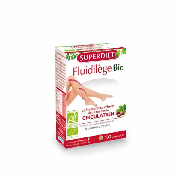 Fluidilege Bio Jambes Legeres capsules - SuperDiet