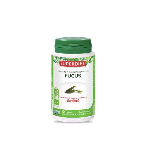Fucus Bio gelules - SuperDiet