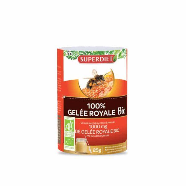 Gelee royale BIO - SuperDiet