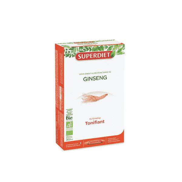 Ginseng Bio - SuperDiet