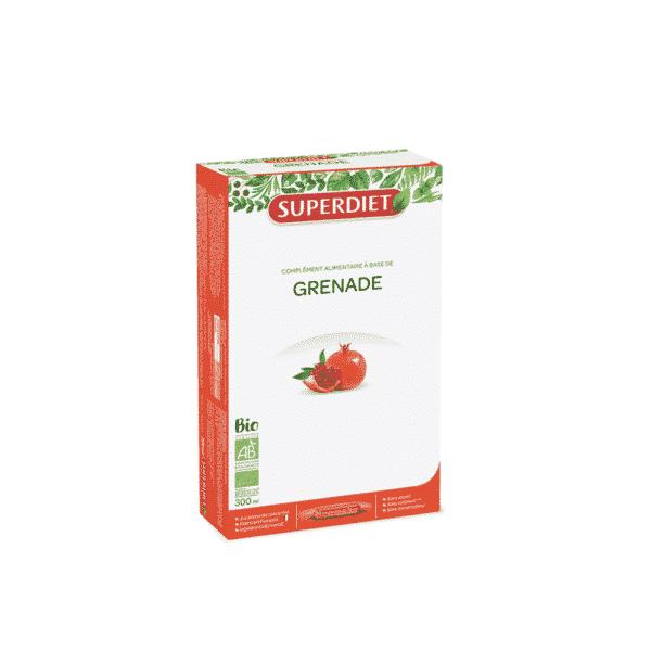 Grenade Bio ampoules - SuperDiet