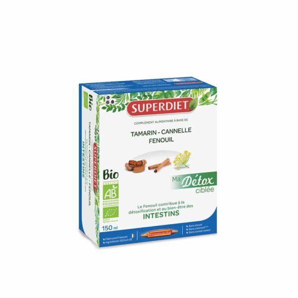 Ma Detox ciblee Intestins Bio- SuperDiet