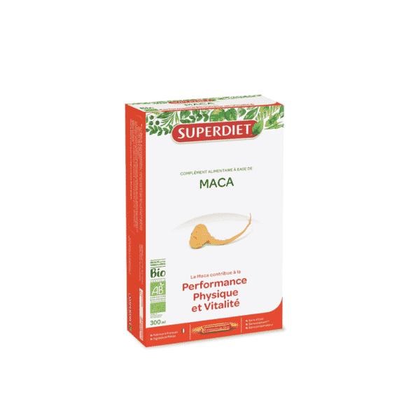 Maca Bio Ampoules - SuperDiet