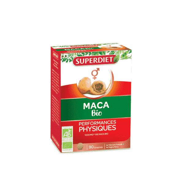 Maca Bio gélules - SuperDiet