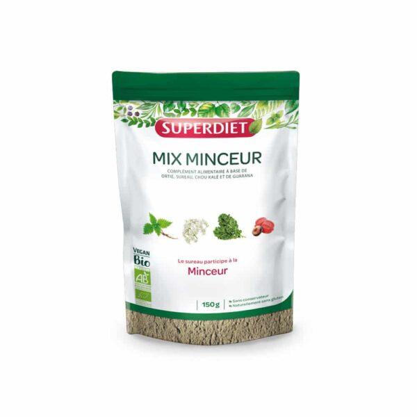 Mix Minceur BIO - SuperDiet