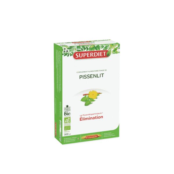Pissenlit Bio - SuperDiet