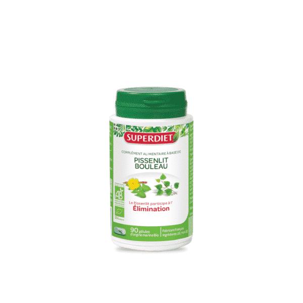 Pissenlit Bouleau Bio - SuperDiet