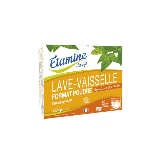 Poudre Lave Vaisselle - Etamine du Lys