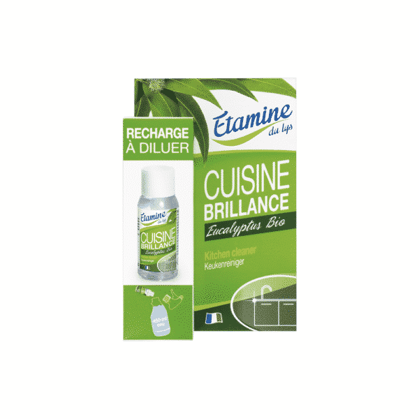 RECHARGE A DILUER BRILLANCE CUISINE - Etamine du Lys