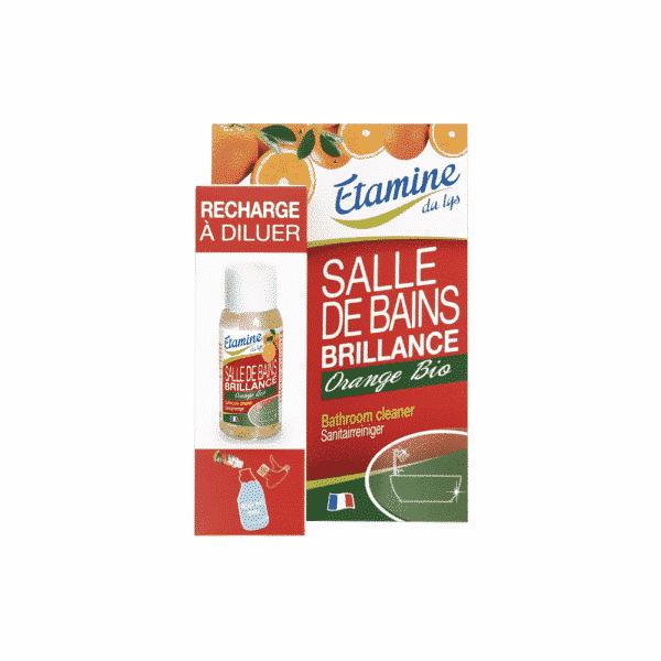 RECHARGE A DILUER BRILLANCE SALLE DE BAINS - Etamine du Lys