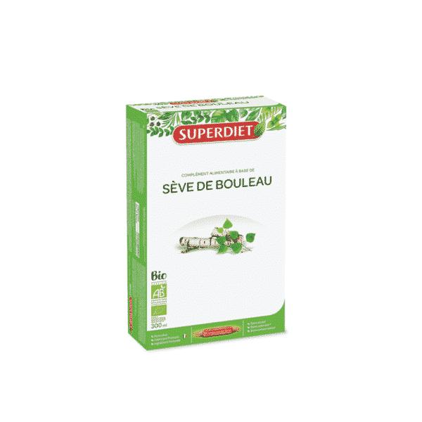 Sève de Bouleau Bio - SuperDiet