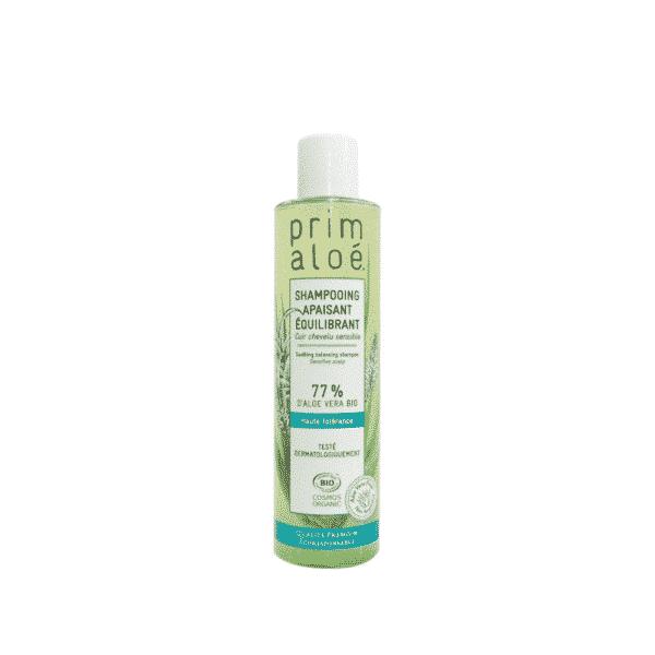 Shampooing Apaisant Equilibrant Aloe Vera - Prim Aloe