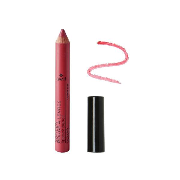 Crayon Rouge à Lèvres Camélia Rose - Avril
