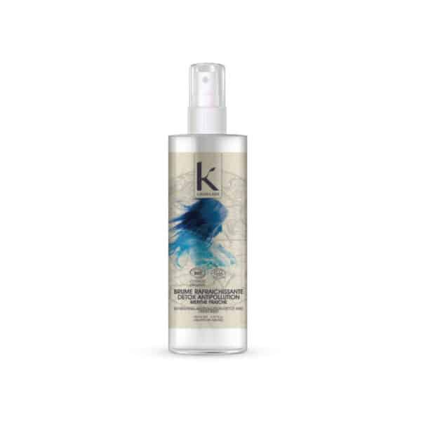 Brume Rafraichissante Detox Anti-Pollution - K pour Karite