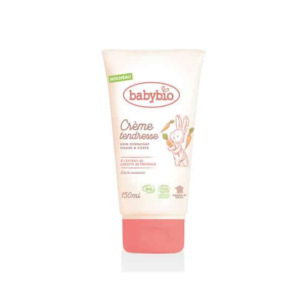 Crème Tendresse, Crème hydratante visage et corps - BabyBio