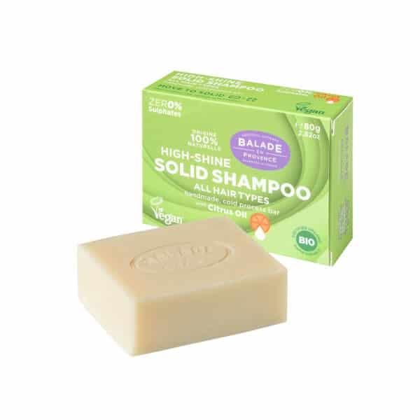 Shampooing solide Brillance - Balade en Provence