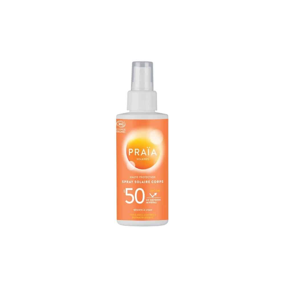 Spray solaire spf50 - Praia