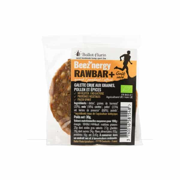 Beez nergy Rawbar Salée Bio - Ballot Flurin