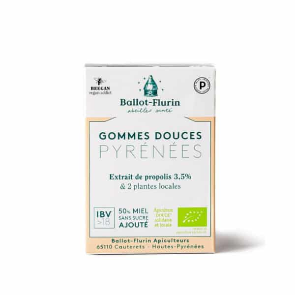 Gommes Douces Pyrénées Bio - Ballot-flurin