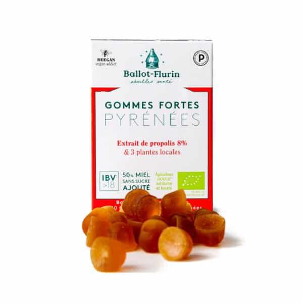 Gommes Fortes Pyrénées Bio - Ballot Flurin