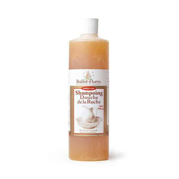 Shampoing douche de la ruche 500ml - Ballot-flurin
